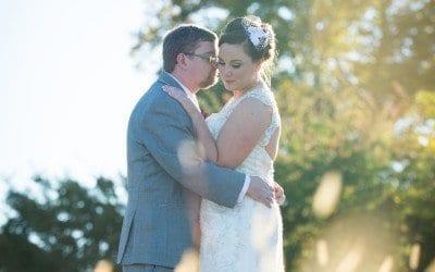 An Elegant Fall Wedding